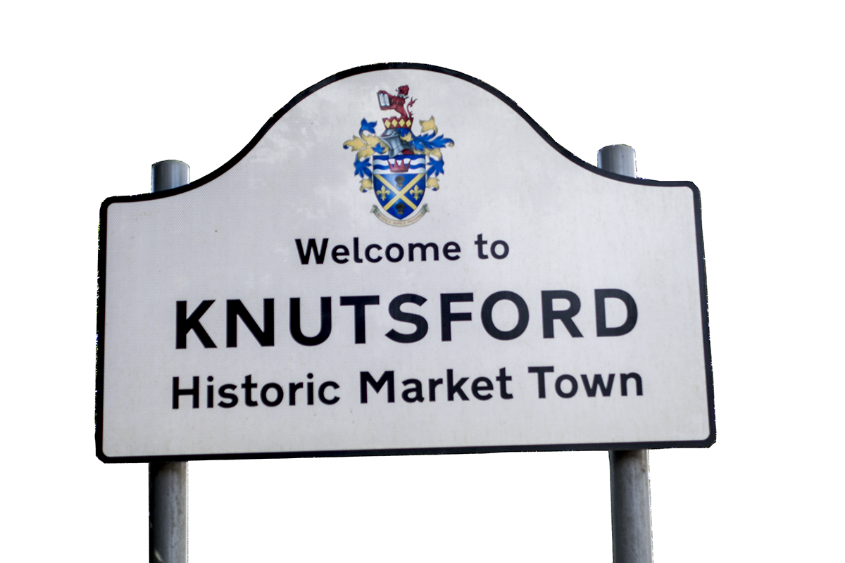 About Knutsford