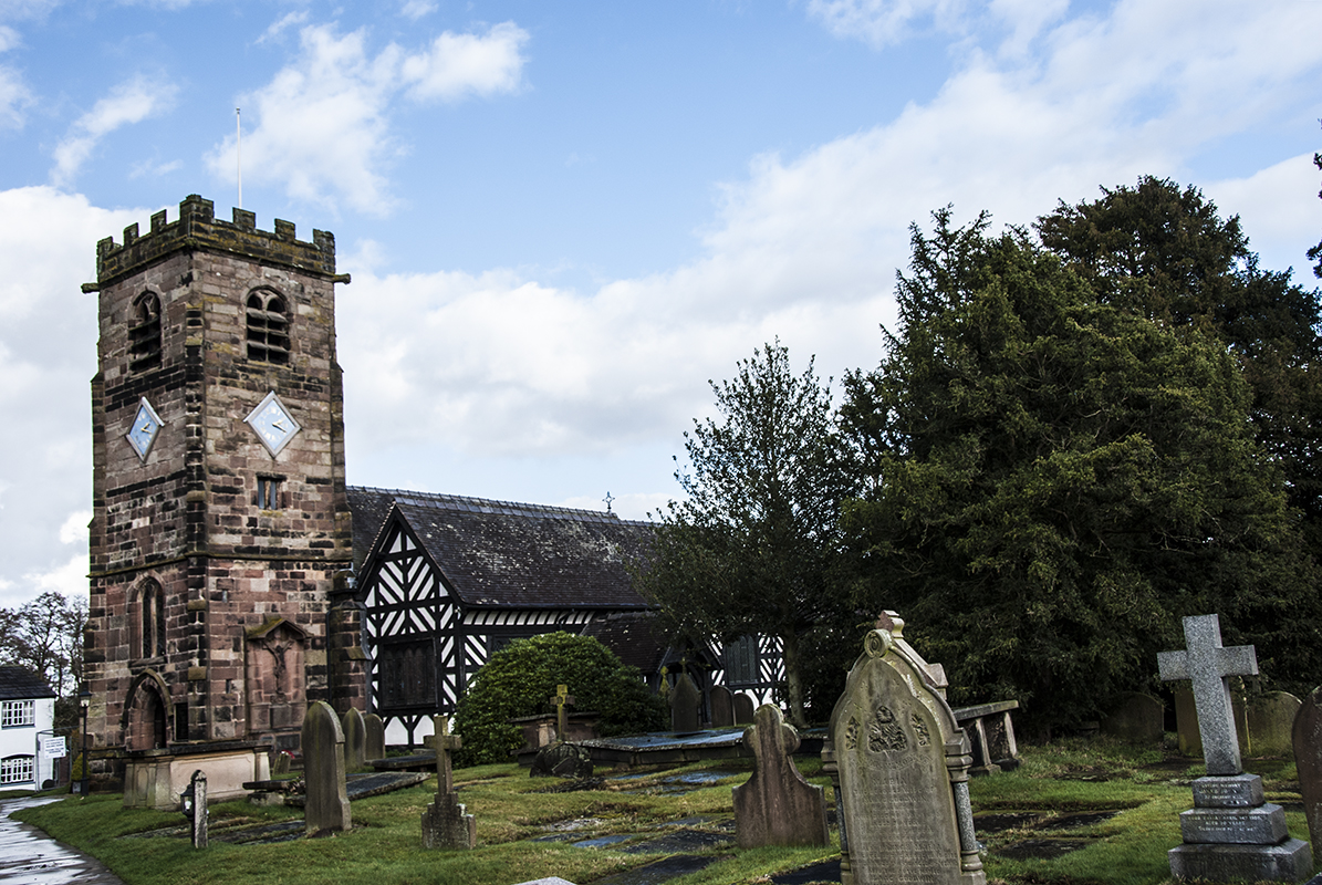St Oswald (Lower Peover)