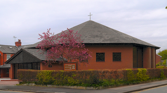 Knutsford Catholic Church