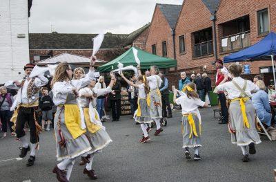 festivals: Knutsford Makers Market (2/04/17)