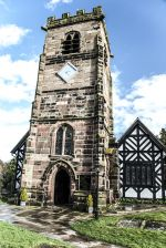 St Oswald's Church in Lower Peover