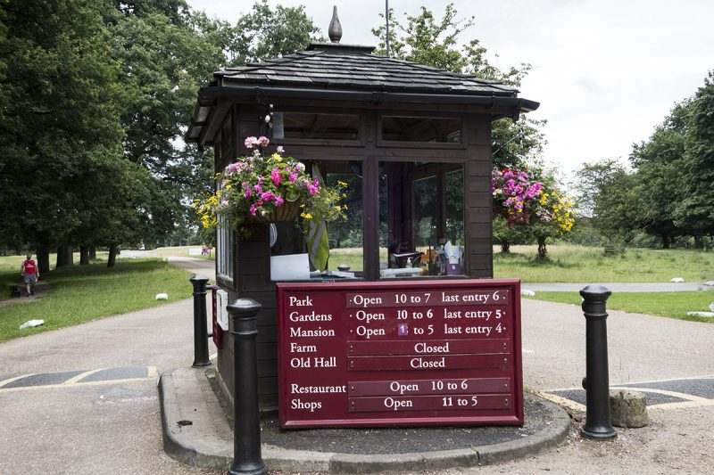 Local Attractions - Tatton Park