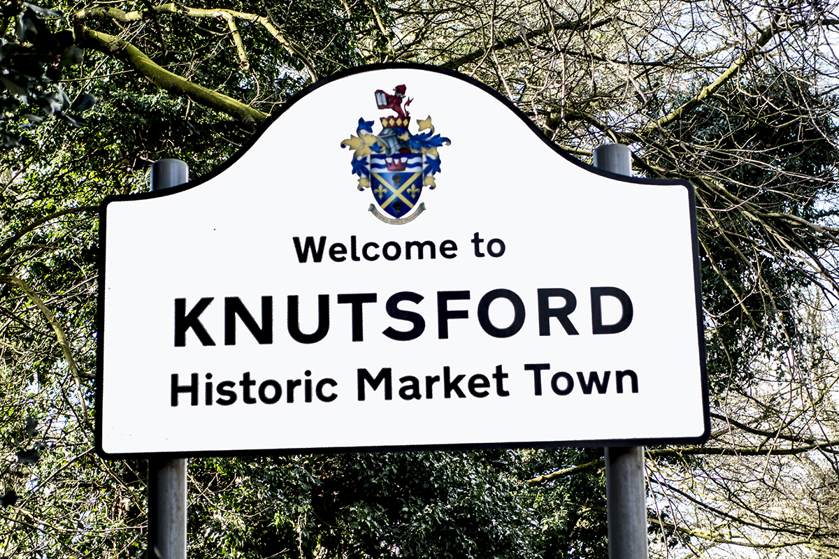 Welcome to Knutsford.