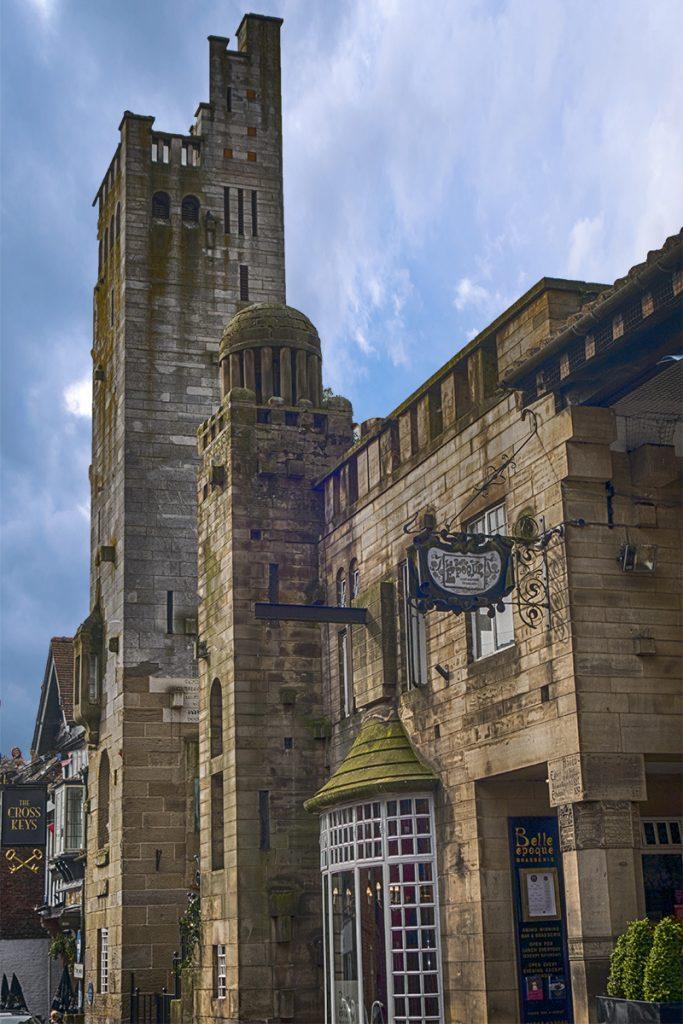 Elizabeth Gaskell Memorial Tower