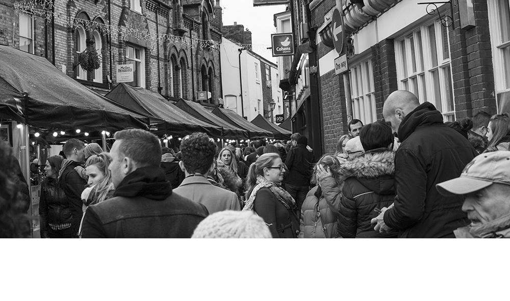 Knutsford Christmas Market