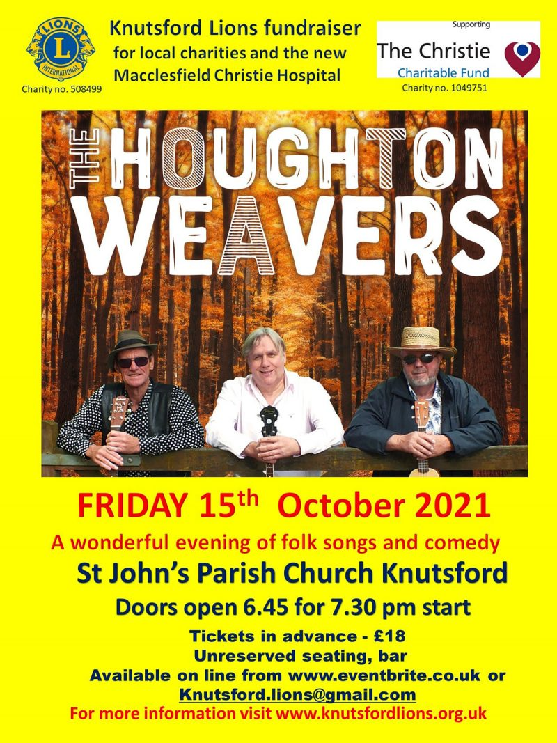 Concert: Houghton Weavers